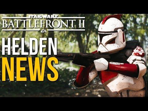 Star Wars Battlefront 2 - Grievous Trailer kommt, Patch und die neusten Skins! | NEWS thumbnail