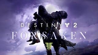 Destiny 2 Forsaken - Hunter Gameplay Walkthrough Part. 1 (Foxx1584, pipo12ch, Eckaaaaaaard)