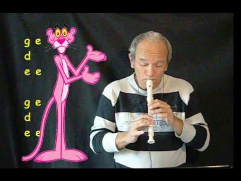 Pink Panther (+sheet music)