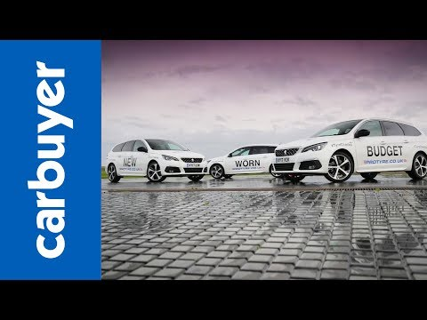 New, Budget Or Part Worn Tyres Tested - Carbuyer