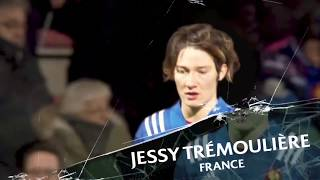 Jessy Trémoulière wins World Rugby Women's 15s Player of the Year 2018