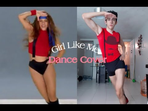 Girl Like Me (Choreography) – Shakira / Black Eyes Peas