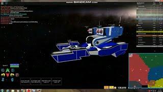 SOME SIEGING WITH MY MRLS LAUNCHER | Roblox Galaxy Roleplay w/ deadnom & ScarletMacawFan