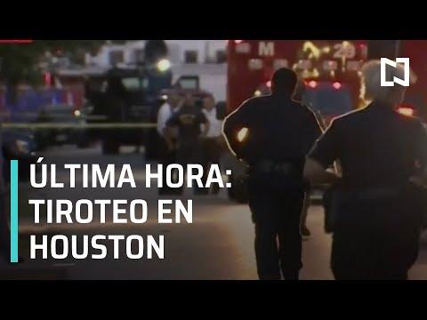 Tiroteo en Houston Texas - Las Noticias