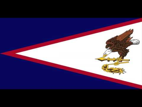 American Samoa's Flag and its Story