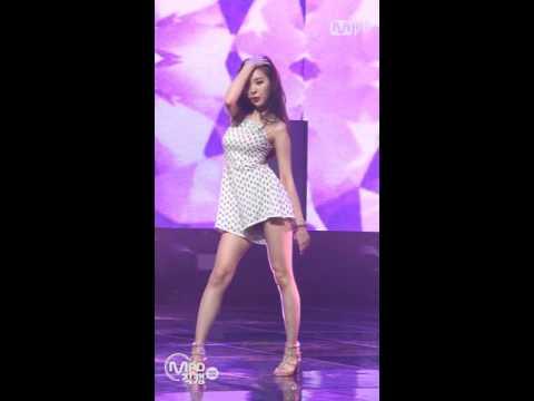 [MPD직캠] 원더걸스 선미 직캠 Why So Lonely Wonder Girls SumMi Fancam @엠카운트다운_160714