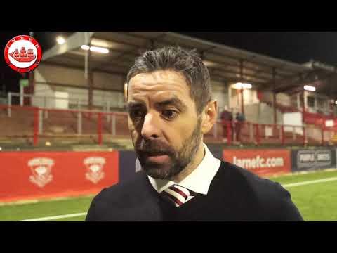 Larne 2-1 Newry City: Goals & Tiernan Lynch interview