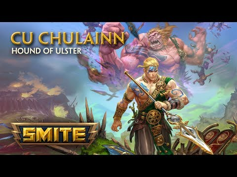 SMITE - God Reveal - Cu Chulainn, Hound of Ulster