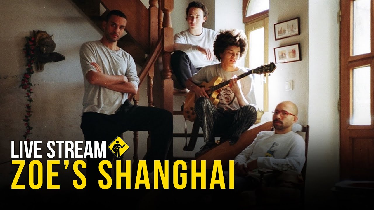 Zoe's Shanghai Live From Mint Bar, Barcelona | Oct. 17, 2020 | #stayhomewithPFC