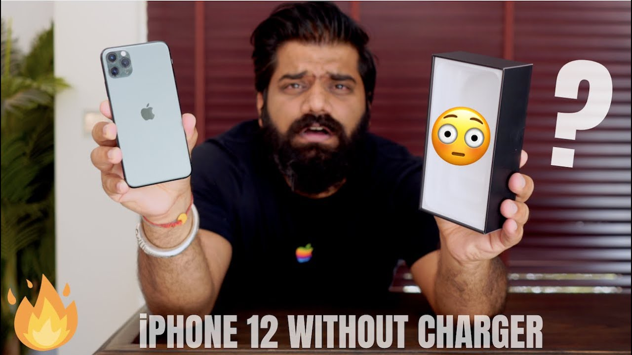 iPhone 12 Without Charger and Earphones in Box🔥🔥🔥