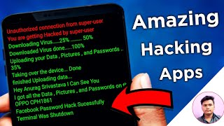 New Amazing Hacking Apps (Without Root) For Android