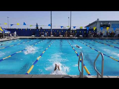 Garden Grove Varsity League 2018 - 50 Yards Freestyle