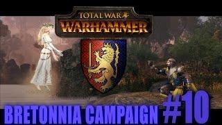 LOUEN LEONCOEUR - BRETONNIA CAMPAIGN - Total War: Warhammer #10