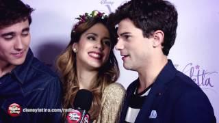 Entrevista -- El elenco de Violetta anticipa su gira internacional thumbnail