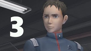 Eureka Seven Vol. 1: The New Wave Walkthrough Gameplay Part 3 - No Commentary (PS2) [1080p60]