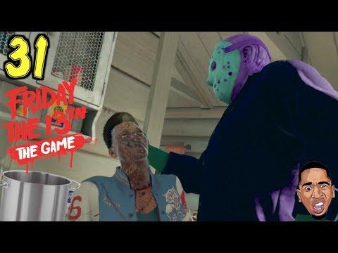 Chef Boyar-JASON - Friday the 13th Gameplay #31