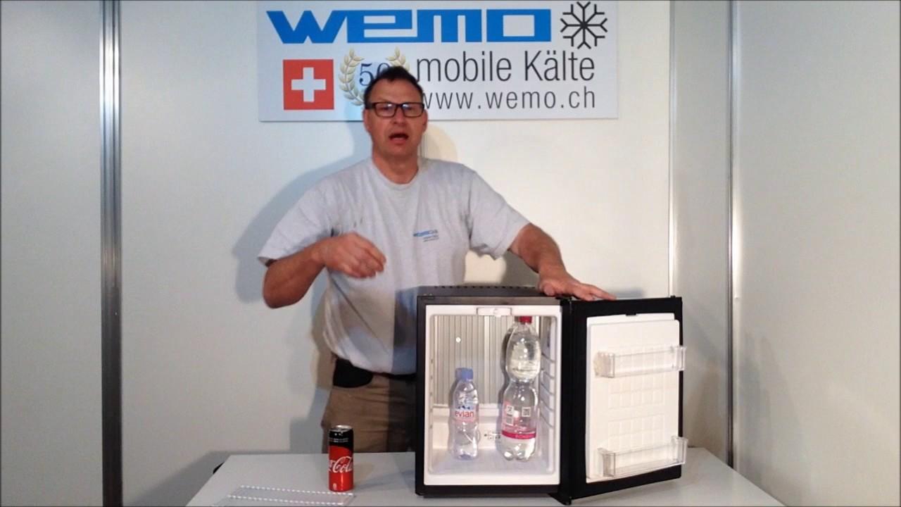 Minibar Kühlschrank Lautlos : Wemo minibar hc absorption deutsch keine kühlschrank lautlos