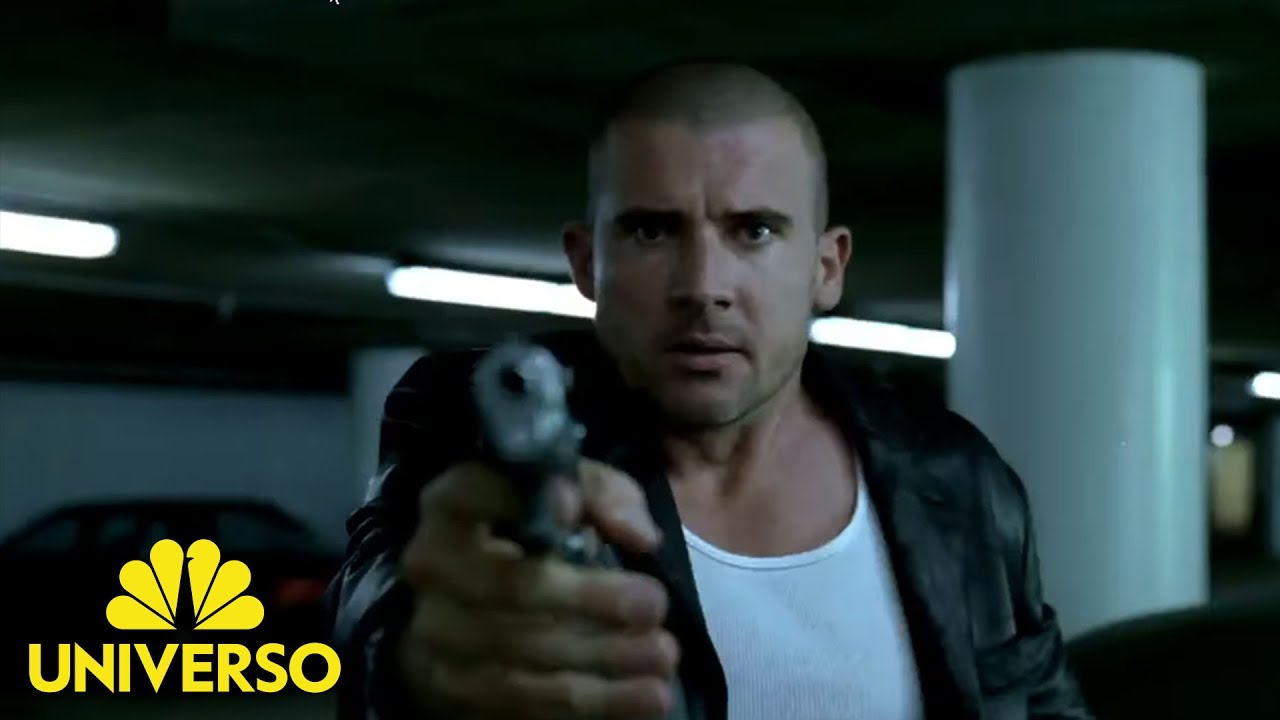 Prison Break en español 4ta temporada | Prison Break | Universo
