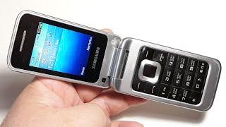 Телефон от подписчика. Мобильный телефон GT-C3520 Metallic Silver Samsung La Fleur.