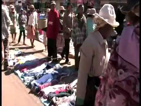 Markets in Madagascar
