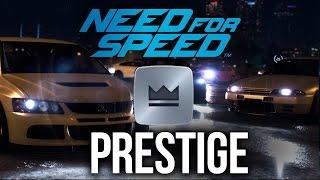 Cómo pasar PRESTIGE (autos recomendados) -NEED FOR SPEED (2015)PS4-ONE-PC