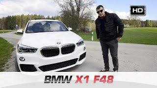 Обзор и Тест Драйв BMW X1 F48(Моя партнерская программа для развития YouTube. Хочешь развивать свой канал? Тебе сюда http://join.air.io/destacar На..., 2016-05-17T09:19:37.000Z)