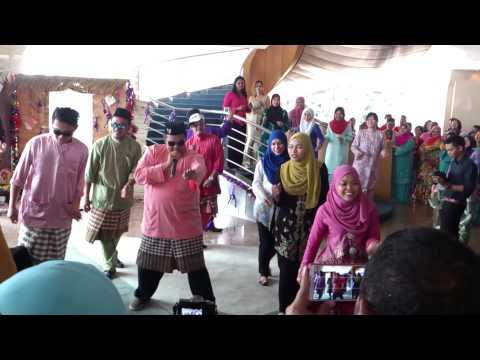 Raya celebration at menara kurnia