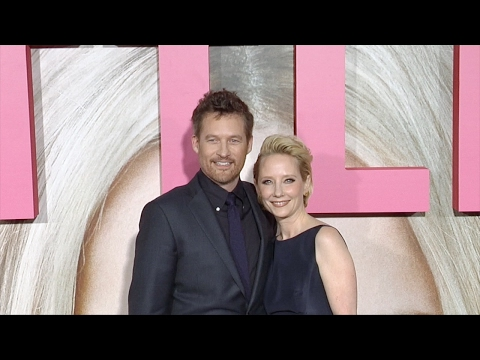 "Anne Heche and James Tupper HBO's ""Big Little Lies"" Premiere"