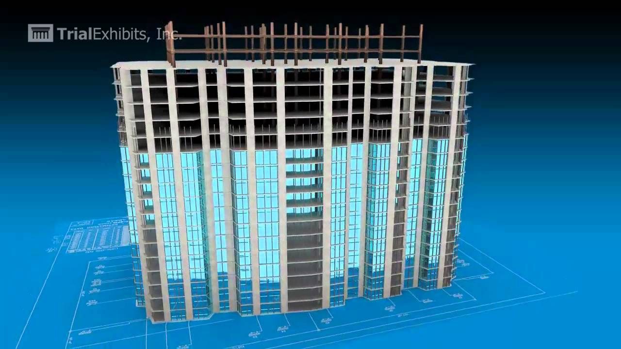 Blueprint building construction 3d youtube malvernweather Choice Image