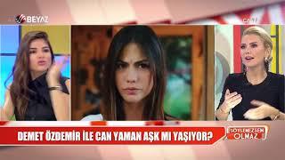 Demet Özdemir ile Can Yaman aşk mı yaşıyor