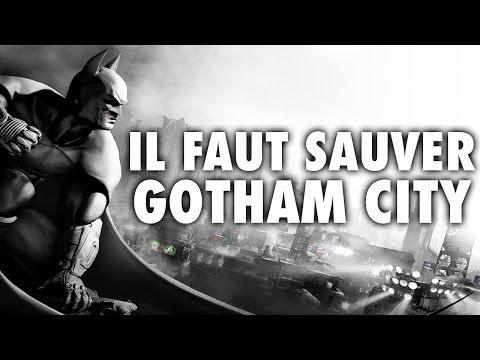 Custom Zombie #54 : IL FAUT SAUVER GOTHAM CITY !
