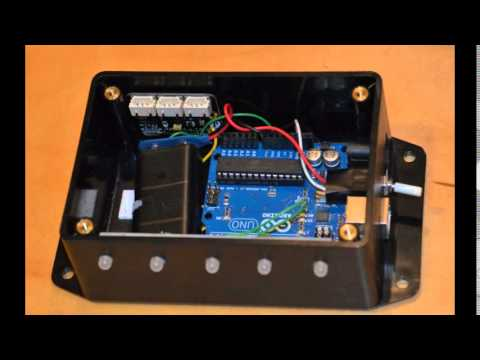 Arduino Visual Accelerometer Project Introduction