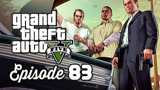 Grand Theft Auto 5 Walkthrough Part 83 - The Big One (GTAV Gameplay Commentary )