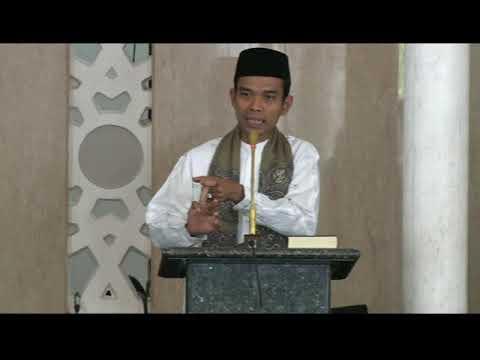 FULL Ceramah Terbaru Ustadz Abdul Somad Di Depan Hakim Mahkamah Agung