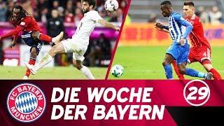 Wiesn-Heimspiel gegen Augsburg & Wir fahr'n nach Berlin | Die Woche der Bayern | Ausgabe 29