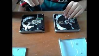 Wii U Optical Drive replacement/repair