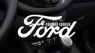 Nouveau Ford Tourneo Courier - Système Ford SYNC 3 | Ford FR