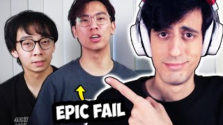 These Violinists tried to EXPOSE ME... (Epic Fail)