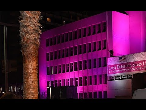 Embassy in Pink