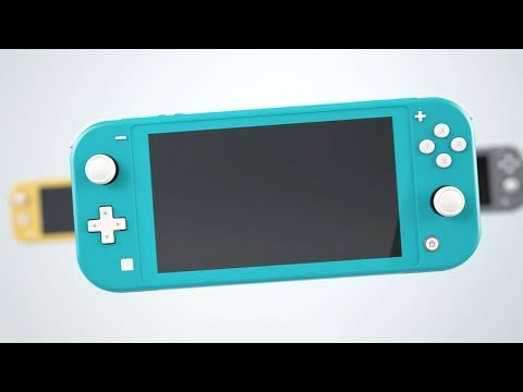 Nintendo Switch Lite - Announcement Trailer - YouTube