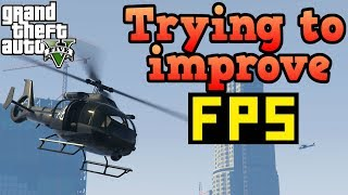 """Attempting to improve GTA5 PC performance - Debunking """"Fixes"""""""