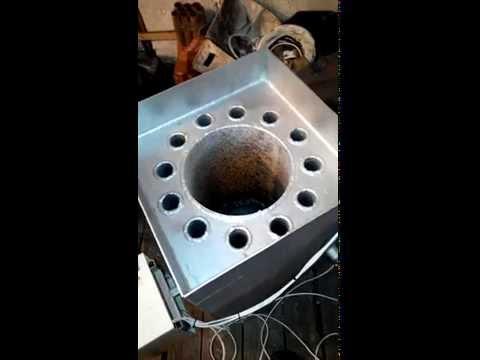 Печка из колесных дисков своими руками фото 369