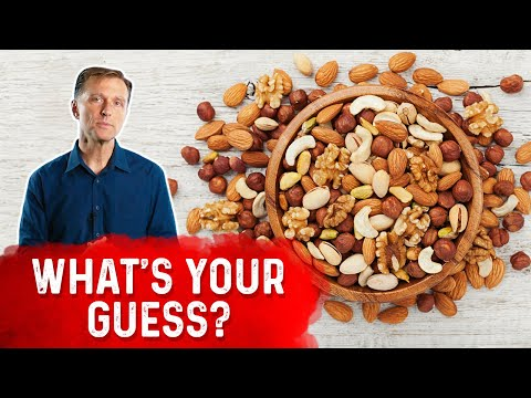 Are Nuts a Protein or a Fat?