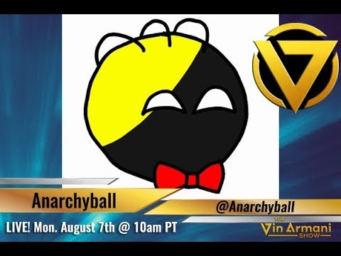 The Vin Armani  8717  Anarchyball
