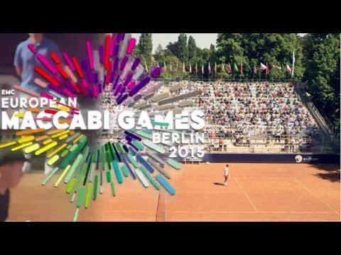 European Maccabi Games 2015 - Tennis (ENG)