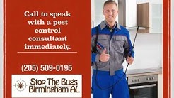 Birmingham's Bed Bug Exterminator - Stop The Bugs