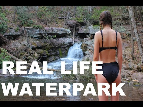 Real Life Water Park!! (GONE WRONG)