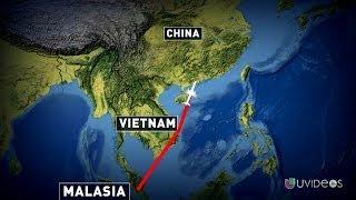 ¿Dónde está el avión de Malaysia Airlines? -- Exclusivo Online