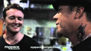 METALLICA Myspace Get Close with Metallica Winner - Lee Rekman