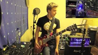 xvive chorus/vibrato GUITAR PEDAL DEMO Thumbnail